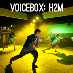Voicebox: Hand2Mouth